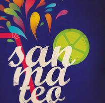 San Mateo 2012. Un proyecto de Diseño e Ilustración de Natalia de Frutos Ramos         - 09.07.2012