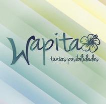 WAPITA ... . Un proyecto de Diseño y Publicidad de Róxylin Salazar         - 26.07.2012