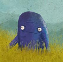 Mutante molesto >:(. A Illustration project by Aldo Tonelli         - 27.07.2012