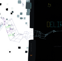 Delirios. A Illustration project by Laura Baute Sanjuan - 01-08-2012