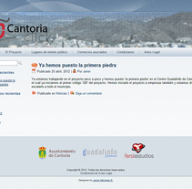cantoria.net. A Design, Illustration, Software Development&IT project by Javier Sánchez         - 02.08.2012