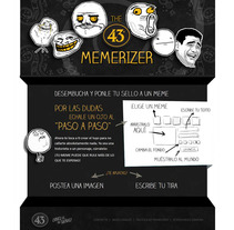Memerizer. A Advertising, and Software Development project by Javier Fernández Molina - 15-08-2012