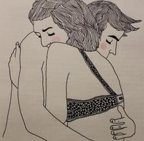 Amor. A Illustration project by Ivan Rivera - 23-08-2012