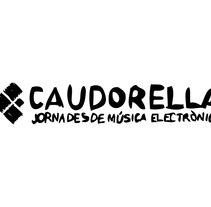 caudorella. jornades de música electrònica. A Design, Illustration, Advertising, Music, Audio, and Software Development project by jorge a arias montero         - 03.09.2012