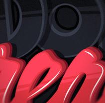 T-shirt illustration. Um projeto de Ilustração de Marc Urtasun         - 03.09.2012