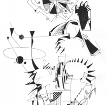 UNIVERSO. A Illustration project by Javier Moya         - 18.09.2012