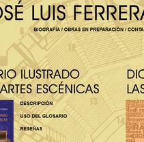 Web JLF 2.0. Un proyecto de  de M.A. Serralvo - Viernes, 21 de septiembre de 2012 14:01:13 +0200