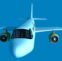 Máquinas voladoras. Um projeto de Design, Motion Graphics, Cinema, Vídeo e TV e 3D de Lorenzo Berjano - 25-09-2012