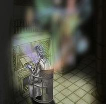 Ilustración editorial. Um projeto de Design, Ilustração, Instalações, Fotografia e 3D de Lorenzo Berjano - 25-09-2012