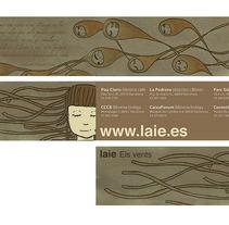 Punto de Libro de la librería Laie. Um projeto de Design e Ilustração de Estefania Prats Miras - 27-09-2012