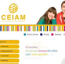 Ceiam. A Design, and Software Development project by raquel lozano - 01-10-2012