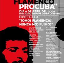 Flamenco procuba. A Design project by Ozonozero         - 03.10.2012