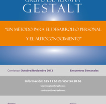 Curso Terapia Gestal. A Design project by Ozonozero         - 03.10.2012