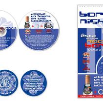 Borton World Brands. A Design, Illustration, and UI / UX project by Liliana Juan Morán         - 08.10.2012