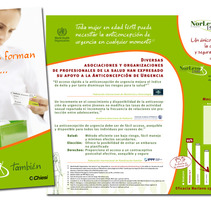 Diseño Farmacéutico. A Design, Advertising, Photograph, and UI / UX project by Liliana  Juan Morán         - 08.10.2012