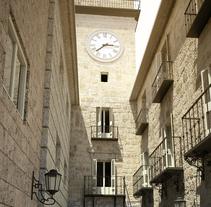 3D Calle exterior. Un proyecto de Diseño y 3D de Sergio Fernández Moreno         - 07.10.2012