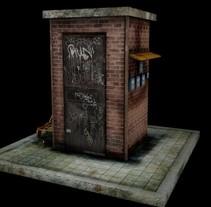 Game design. Un proyecto de 3D de renerene         - 15.10.2012