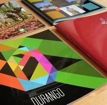 Guias Duranguesado. Un proyecto de Diseño de Nuria  - Martes, 16 de octubre de 2012 16:10:19 +0200