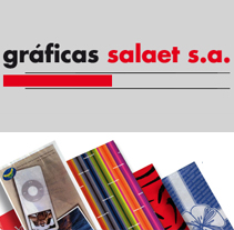 Gráficas salaet s.a.. A Design, and Software Development project by Judith Berlanga         - 25.10.2012