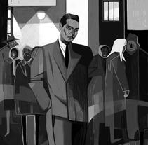 Los placeres prohibidos. A Illustration project by María Simó - Oct 30 2012 12:12 AM