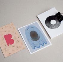 BOO! Halloween project. A Design&Illustration project by Tatabi  Studio  - 05-11-2012