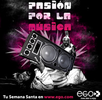 ego musica. A Design, Advertising, and Photograph project by María Fernández         - 18.11.2012