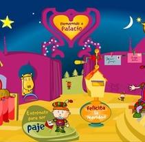 Navid@lia. Un proyecto de Diseño, Ilustración, Publicidad e Informática de Conxita Balcells         - 20.11.2012