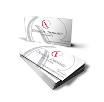 Tarjetas personales. Um projeto de Design de Fiorella Ciliutti         - 22.11.2012