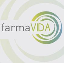 Papelería Corporativa Farmavida. Un proyecto de Diseño de Mara Rodríguez - 26-11-2012
