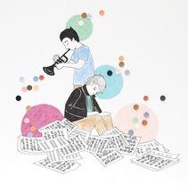 Kireei Magazine. Un proyecto de Ilustración de Estibaliz Hernández de Miguel - 02-12-2012