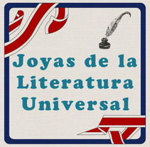 Joyas de la Literatura Universal. A Design, Illustration, and Advertising project by Victor Pereira         - 06.12.2012