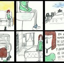 Me cagaré en todo (breve histeria). A Illustration project by Javier García-Villaraco         - 14.12.2012