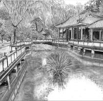 China I. A Illustration project by Zoa  Martínez         - 27.12.2012