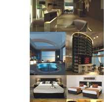 Hotel Abu dhabi. Um projeto de  de architecture & interior design  - 03-01-2013