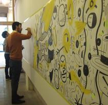 ARTSUPERMARKET 01: ILLUSTRATORS UNDERGROUND. A Design, Illustration&Installations project by Anna Tulleuda - 09-01-2013