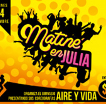 matine en julia. A Design project by popinga - Jan 22 2013 03:48 AM