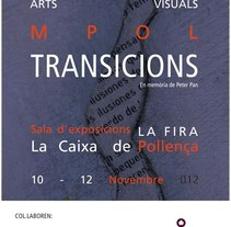 Poster Exposició Transicions. A Design, Illustration, Advertising&Installations project by MARGA POL  - 27-01-2013