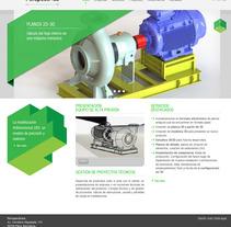 Perspectives. Un proyecto de Diseño y Desarrollo de software de La Teva Web Diseño Web  - Martes, 05 de febrero de 2013 12:49:00 +0100