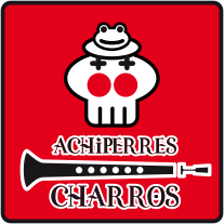 Logo Achiperres Dulzaineros. A Design, Music, and Audio project by Gelo Quero Miquel - Feb 06 2013 02:04 PM