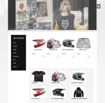 Página web mokavic.com. Um projeto de Design e UI / UX de Hector Silvan de la Rosa         - 07.02.2013