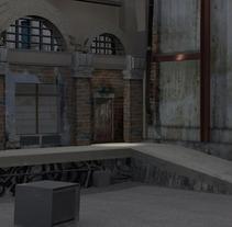 Proyecto Modelado Entorno. Un proyecto de 3D de Fátima  Hernández Díaz - 07-02-2013