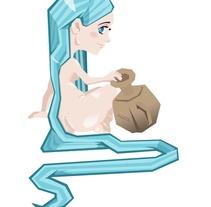 Horóscopo PinUp. Un proyecto de Diseño e Ilustración de María de la O Cominero Moreno - 12-02-2013