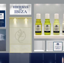 HIERBAS DE IBIZA. A Design, Installations, Photograph, and 3D project by Amelia  - 15-02-2013