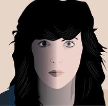 Ilustración Rocio Llavero. Un proyecto de Diseño e Ilustración de miriam mengual - 21-02-2013
