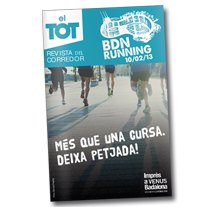 """Revista del Corredor"" BDNRunning '13. A Design project by Manel S. F.         - 23.02.2013"