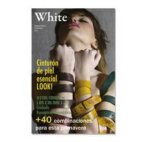 Portada revista de moda. Um projeto de Design de Blanca Enrich         - 04.03.2013