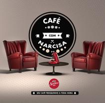 Café Senseo - Pilão. A Advertising project by Paula  Maia Carro         - 04.03.2013