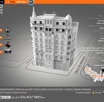 3D STUDIO Escenas exteriores. A 3D project by Cristina Muñoz Arriba - 14-03-2013