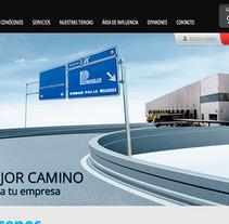 Rediseño y maquetación web. Um projeto de Design, UI / UX e Informática de Haru Maruyama Carrasco         - 17.03.2013
