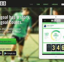Gol 1000. A Software Development, and UI / UX project by Patricia Mateos Romero         - 19.03.2013